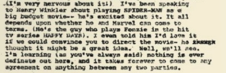 An extract from Stan Lee's letter to Alain Resnais. The full letter can be seen on page 22 of this link http://issuu.com/twomorrows/docs/stanleeuniversepreview/5