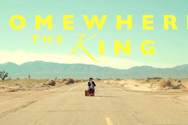 Somewhere The King Cover