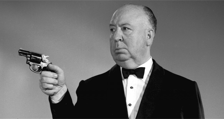 Courtesy of Alfred Hitchcock Estate