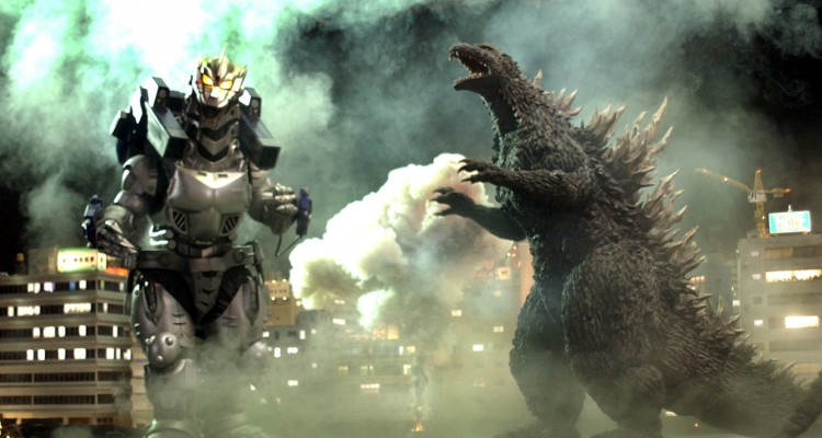 Courtesy of: Toho Ltd; Don't worry the kaiju wll be better than this...