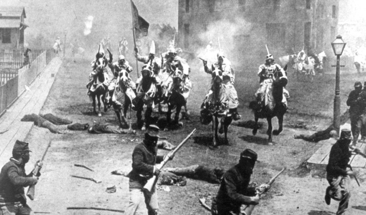 The Birth of a Nation. 1915. Courtesy of: Eureka Entertainment