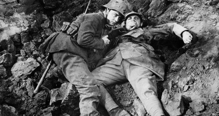 All Quiet on the Western Front (1930). Courtesy of: Universal Pictures.