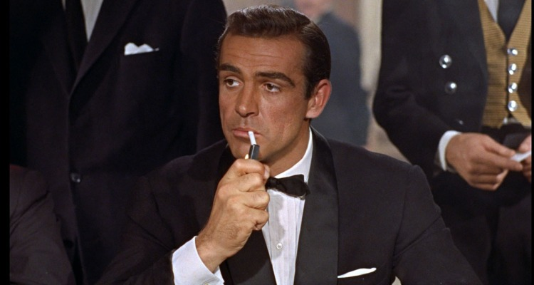James Bond on television is a staple of the festive season. Dr. No (1962). Courtesy of: MGM.