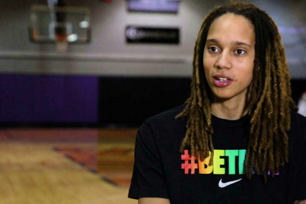 OUT TO WIN Brittney Griner