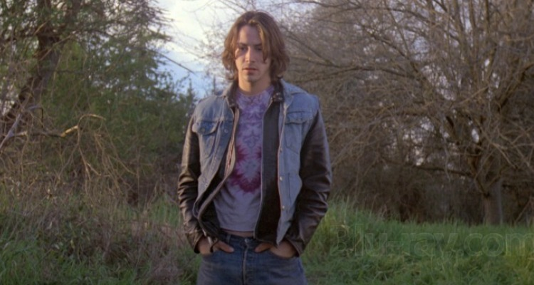 A Young Keanu in River's Edge (1986). Courtesy of: MGM.