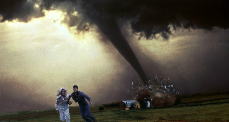 Top 10 natural disaster movies one room with a view
