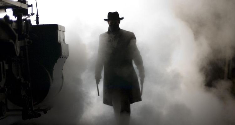 The Assassination of Jesse James by the Coward Robert Ford. Courtesy of: Warner Bros.