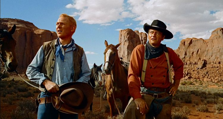 The Searchers. Courtesy of: Warner Bros.
