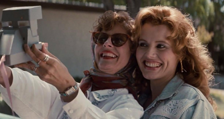Thelma And Louise Edit