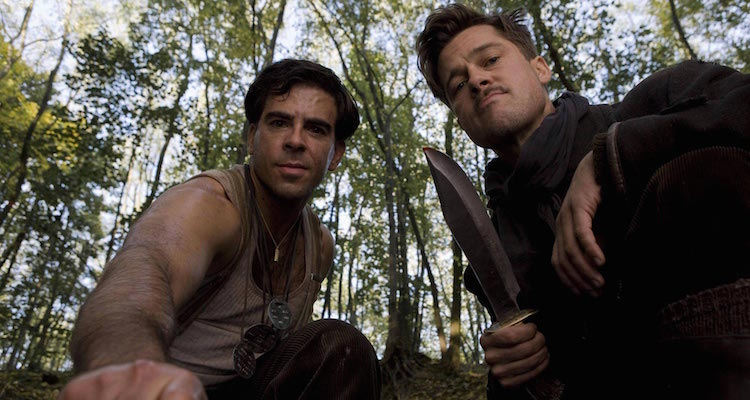 Inglourious Basterds Frontpage