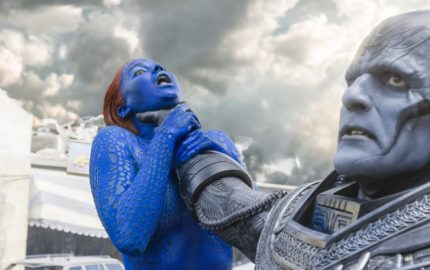 Jennifer Lawrence Watches Nightcrawler Angel Fight In New X Men Apocalypse Clip 1200x520