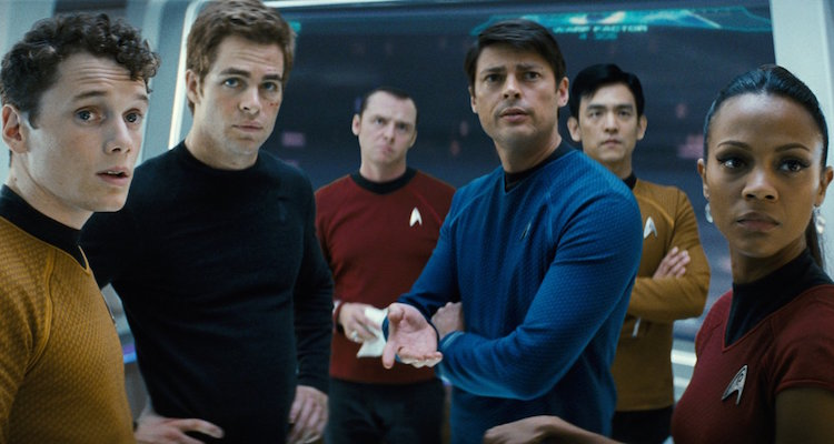 Star Trek, based on the television show