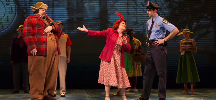 A Confederacy Of Dunces on stage