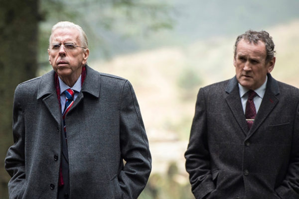 The Journey Timothy Spall 1