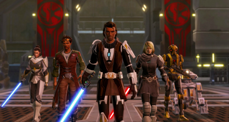 Knights Of Old Republic