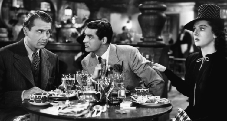 Cary Grant_His Girl Friday