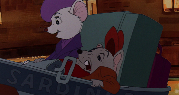 Zsa Zsa Gabor_The Rescuers
