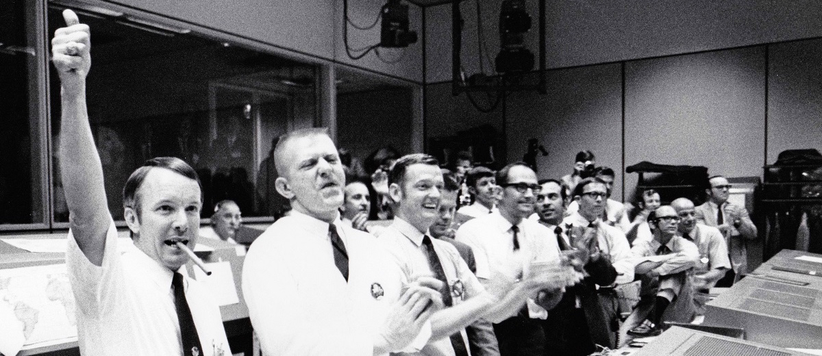 Mission Control The Unsung Heroes Of Apollo (1)