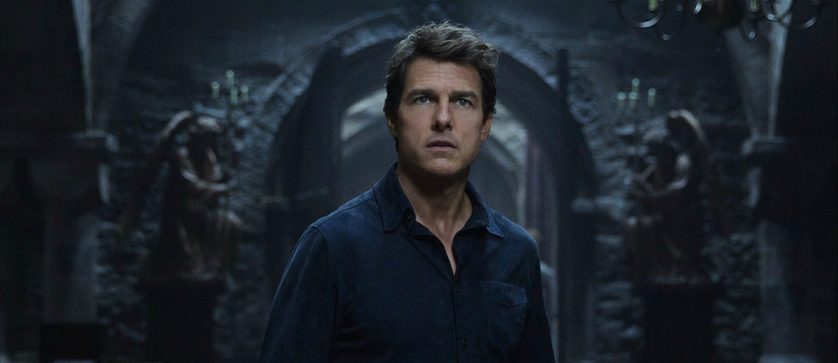 Tom Cruise In The Mummy (1)