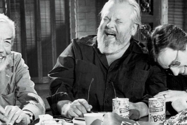 T Orson Welles Citizen Kane The Other Side Of The Wind Cop
