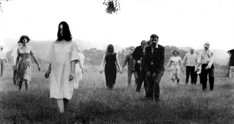 Zombie Night Of The Living Dead 1968