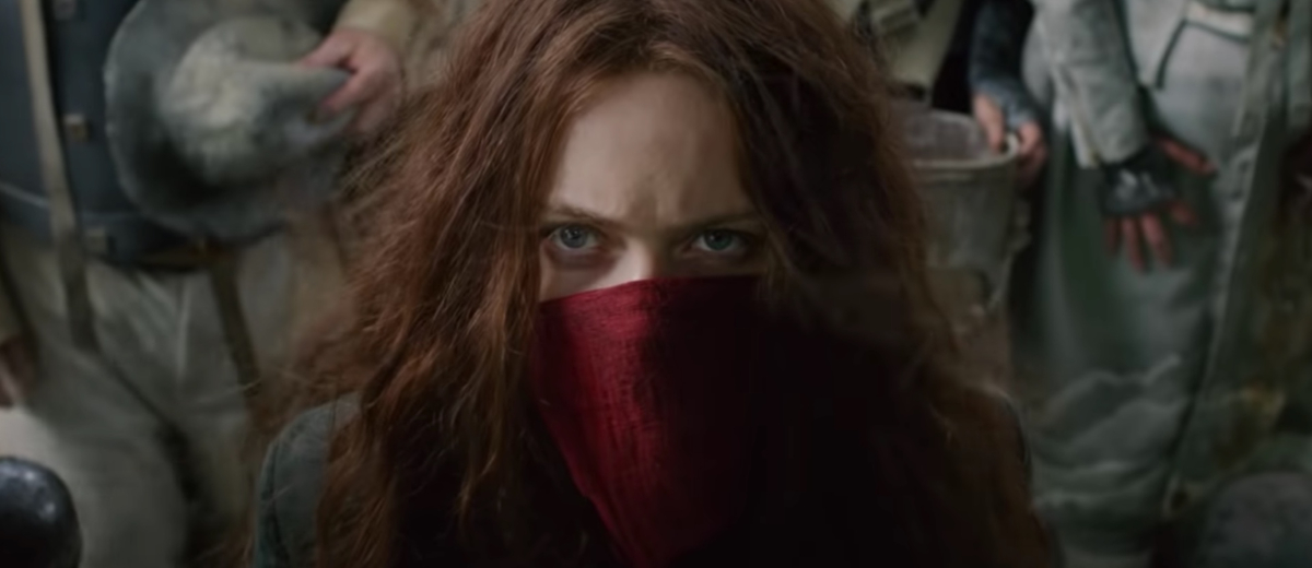 Mortal Engines One Room with a view
