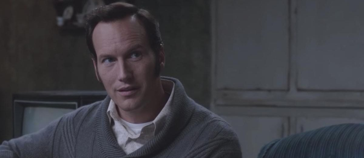 The Conjuring 2 Patrick Wilson