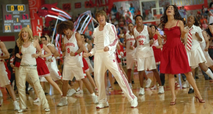 High School Musical We're All In This Together