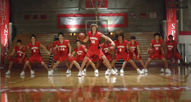 High School Musical Get'cha Head In The Game